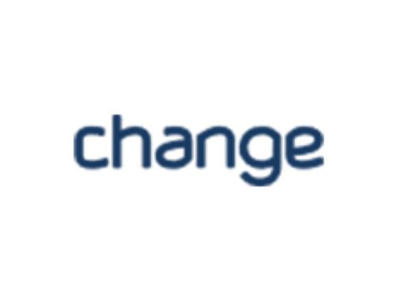 agence change logo